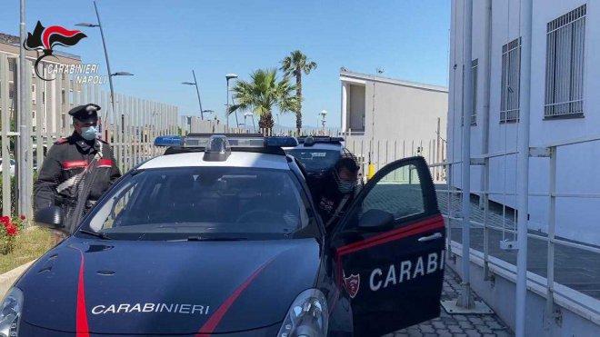 Napoli. Spaccio di droga dinanzi ad una chiesa scoperto a Marano dai Carabinieri