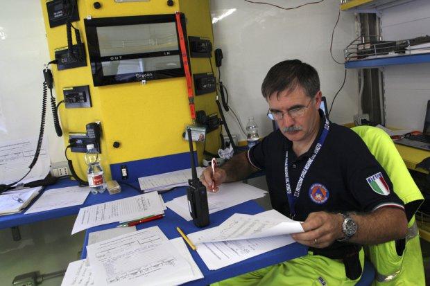 Comunicazioni radio - Protezione Civile