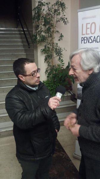 Claudio Donato intervista Leo Gullotta