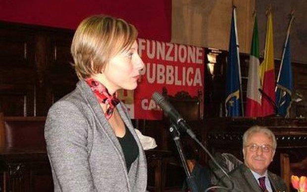 Giannaserena Franze' Fp Cgil