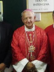 Auguri Per Il 50 Anno Di Sacerdozio Di Monsignor De Rosa