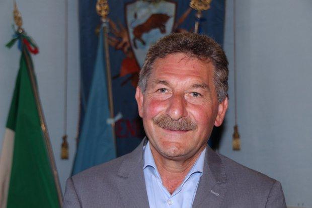 Giuseppe Di Cerbo, sindaco Amorosi