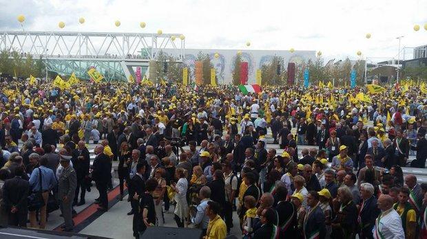 Coldiretti  Campania a Expo