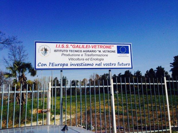 Istituto Agrario di Benevento Galileo Vetrone