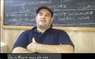 Gavino Murgia, musicista jazz