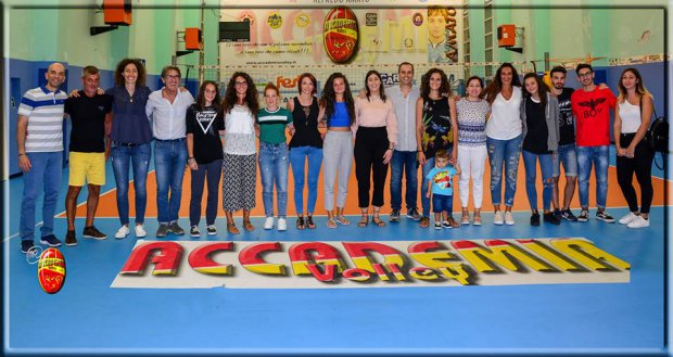 Accademia Volley 2018