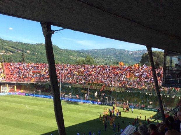 Benevento - Frosinone