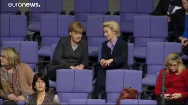 Nomine UE. Angela Merkel