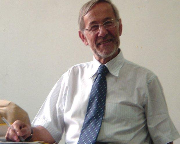 Il professor Erricoberto Pepicelli di Tesol Italy