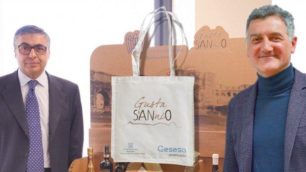 BAG Gusta SANniO fulvio de toma e Giuseppe Mauro