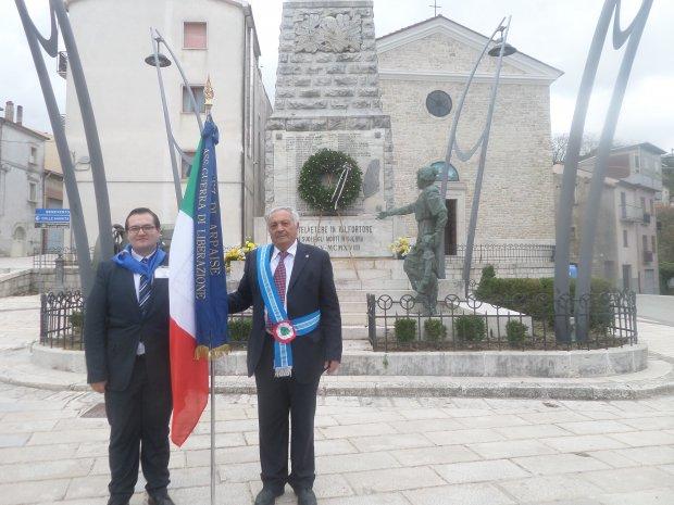 Castelvetere celebra la Festa delle Forze Armate