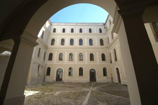 La sede del Dipartimento DEMM - Palazzo De Simone
