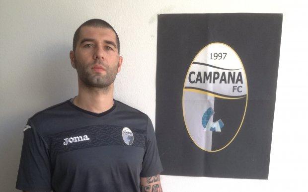 Vincenzo Giallonardo - Campana Futsal