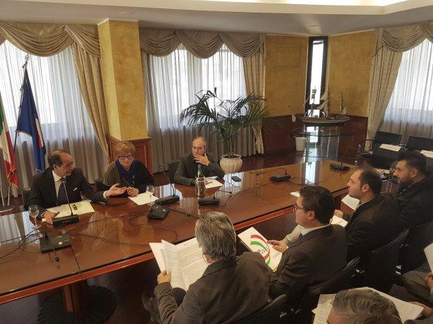 Audizione Consiliare Napoli