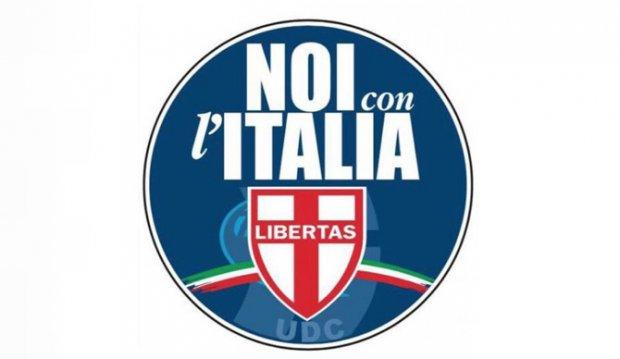 Noi con l'Italia, il nuovo simbolo del partito di Mastella