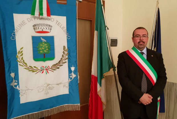 Pasquale Viscusi, sindaco di Frasso Telesino