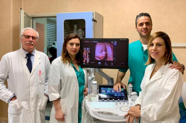 Ospedale Fatebenefratelli di Benevento - Centro di diagnosi prenatale