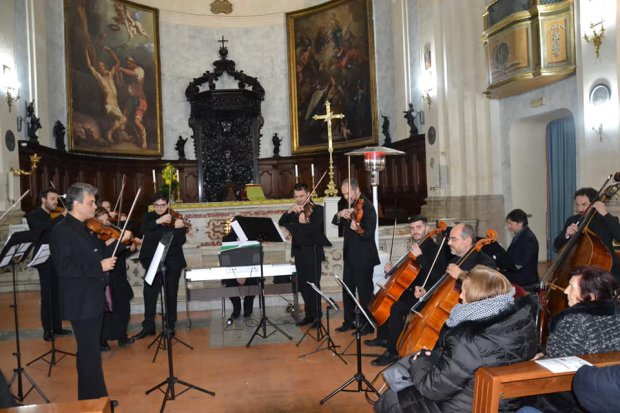 Concerto Accademia di Santa Sofia