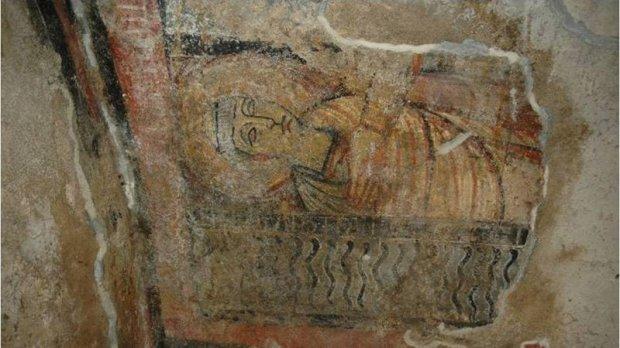 Affresco San Marco dei Sabariani