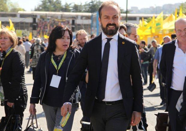 Gennarino Masiello, presidente Coldiretti Campania