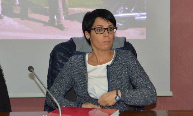 Rosita Galdiero, Cgil