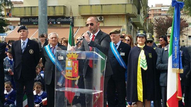 Giuseppe Bellassai, Questore di Benevento