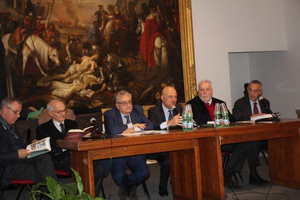 presentazione della Biennale di Studi Longobardi