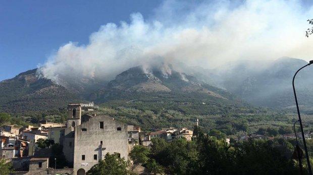 Faicchio, Monte Erbano