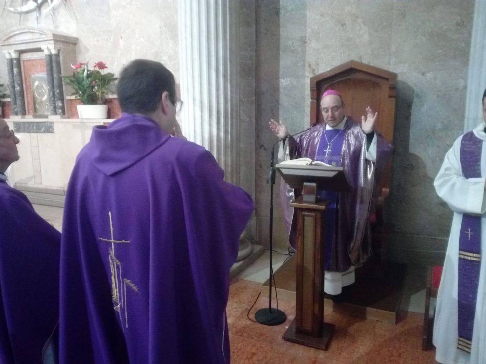 Apertura Anno giudiziario - La Santa messa celebrata da mons. Felice Accrocca