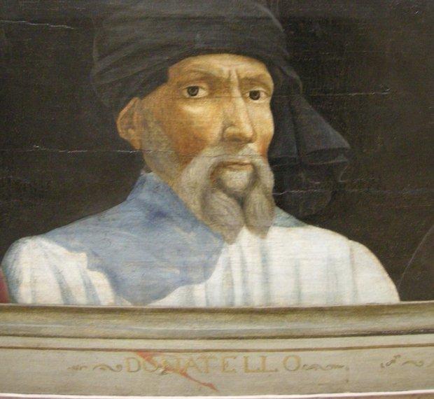 Autoritratto di Donatello