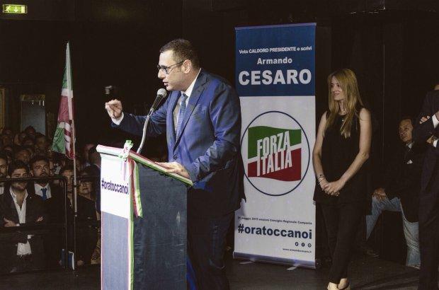 Armando Cesaro. Foto armandocesaro.it