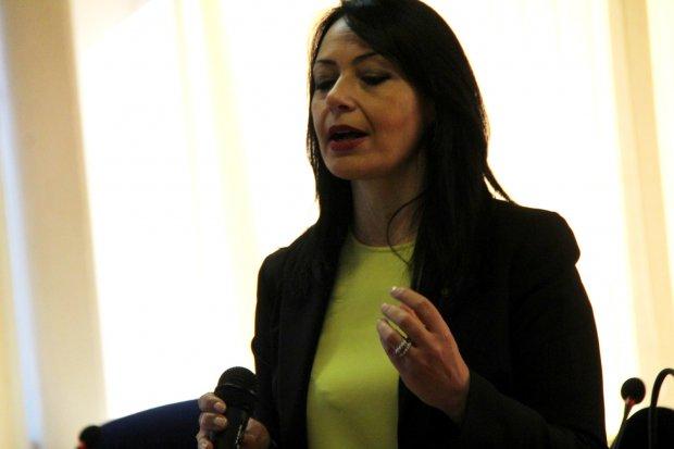 Sonia Palmeri, assessore regionale al Lavoro