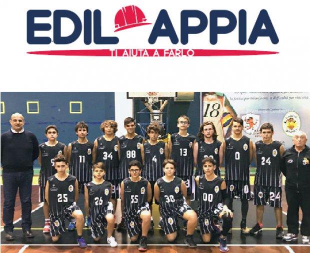 Basket S. Agnese - Edil Appia