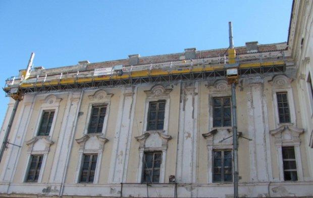 Lavori Palazzo De Simone