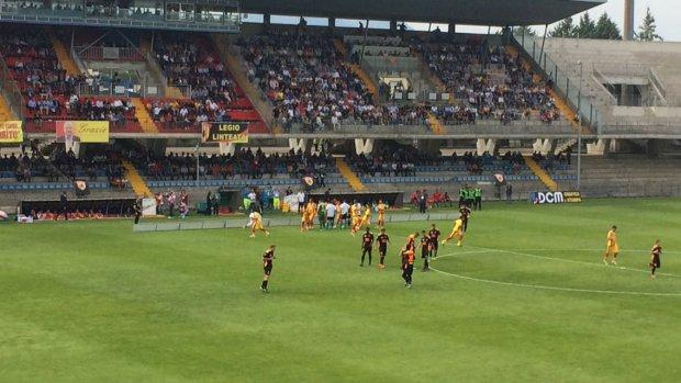 Benevento - Novara