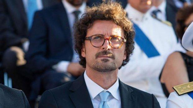 Danilo Toninelli, ministro delle Infrastrutture e dei Trasporti del Governo Conte
