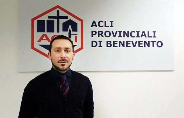 Danilo Parente presidente provinciale Acli Benevento