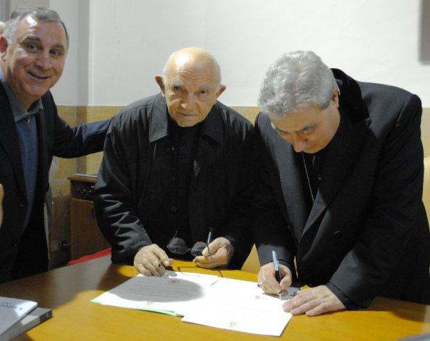 monsignor Laureato Maio