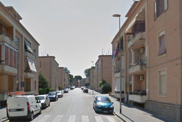 Rione Liberta' - via Firenze