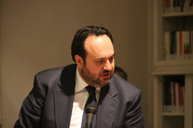 Carmine Valentino, PD