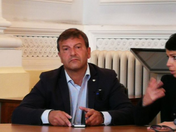 Fioravante Bosco, segretario generale aggiunto Uil Av/Bn