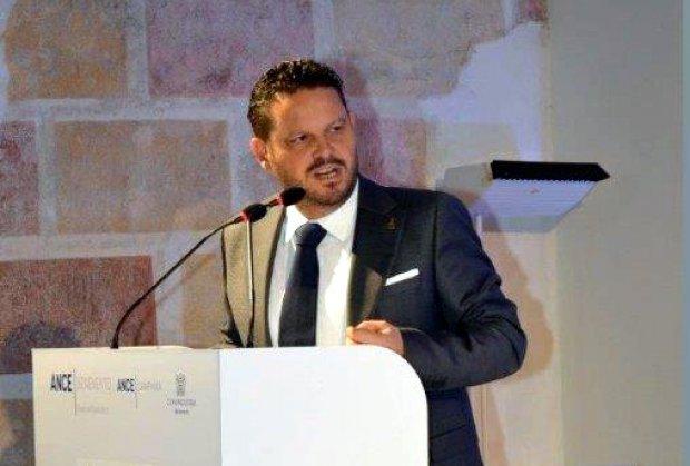 Mario Ferraro, presidente di ANCE Benevento