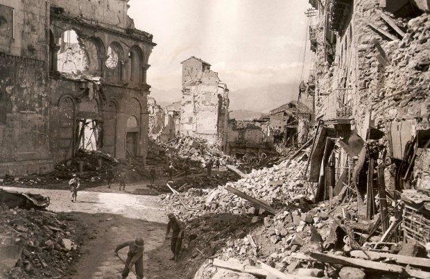 Bombardamento Bn