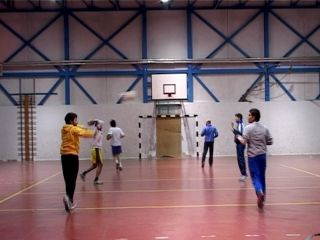 Handball Benevento - Allenamento