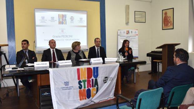 PMI Day Confindustria, al Galilei-Vetrone il confronto su Ingegneria e Prefabbricazione MADE IN
