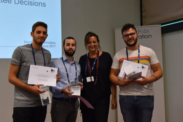 Neapolis Innovation Summer Campus 2017