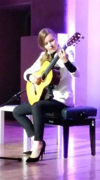 Tatyana Ryzhkova al Teatro San Vittorino di Benevento