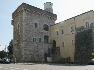 Benevento - La Rocca dei Rettori