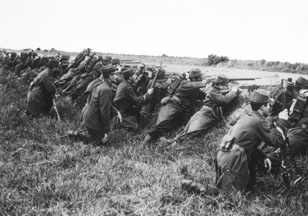 La Grande Guerra