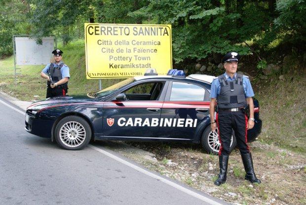Carabinieri Cerreto Sannita